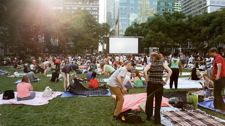 Desde el 2002 la ciudad de Nueva York celebra el festival de TriBeCa (Shutterstock)