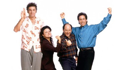"""""""Seinfeld"""" la serie que """"se trataba sobre nada"""", en palabras de Seinfeld"""