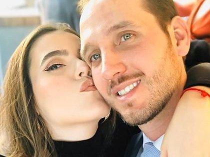 Camila Fernández y Francisco Barba se conocieron en una cita a ciegas (Instagram)