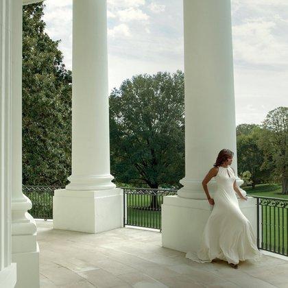 La última producción de fotos de Michelle Obama antes de dejar la Casa Blanca, por Annie Leibovitz