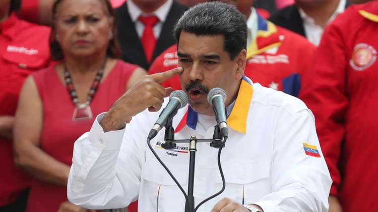 Nicolás Maduro (REUTERS/Ivan Alvarado)