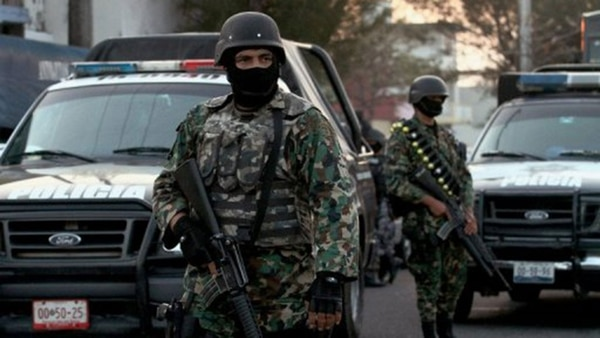 Decenas de uniformados mexicanos pasaron a formar parte del Cártel de los Zetas