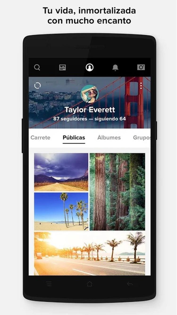 Flickr surgió en 2004 y fue una de las plataformas más populares para compartir imágenes.