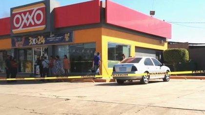 Mar Abril foi morta depois de a agressora ter entrado na loja de conveniência para roubar