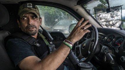 "Héctor Zepeda ""El Comandante Teto"" (Foto: Twitter)"