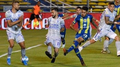 Con el debut del Kily González como DT, Rosario Central le ganó 2 a 1 a Godoy  Cruz - Infobae