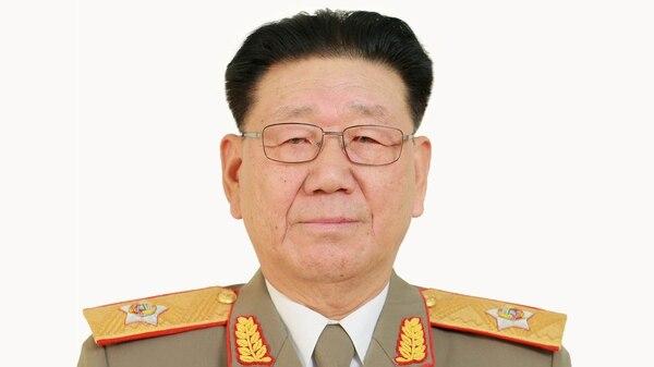 Hwang Pyong So, ex jefe del Buró Político General de las Fuerzas Armadas