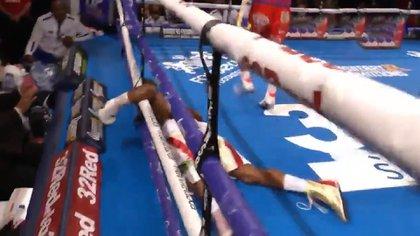 John Riel Casimero noqueó en el tercer round al campeón Tete