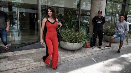 Victoria Donda se reunió con Alberto Fernández para definir su llegada al INADI (Pablo Barrera)