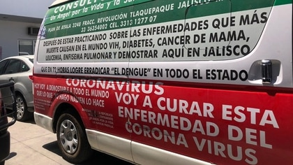 El día de la detención la camioneta fue detectada por agentes municipales entre las calles Obregón e Independencia de la Zona Centro de Tlaquepaque (Foto: Facebook/Comisaría Preventiva Municipal de San Pedro Tlaquepaque)
