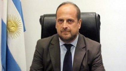 El secretario de Seguridad de la Nación, Eduardo Villalba (Télam)