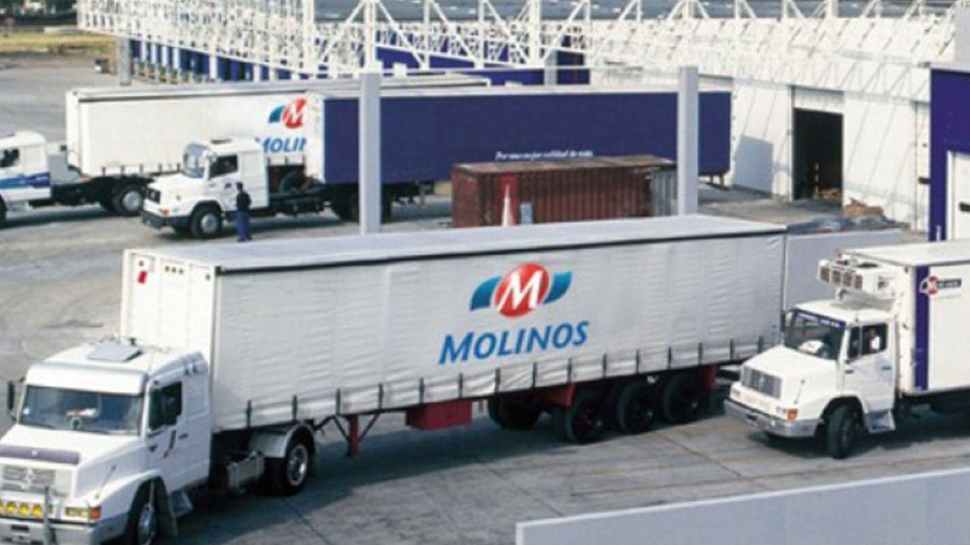 Molinos es una de la principales empresas de alimentos del país