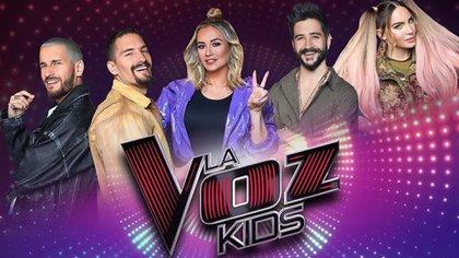 Actualmente el compositor participa como coach del programa mexicano La Voz Kids (Foto: Instagram@lavoztvazteca)