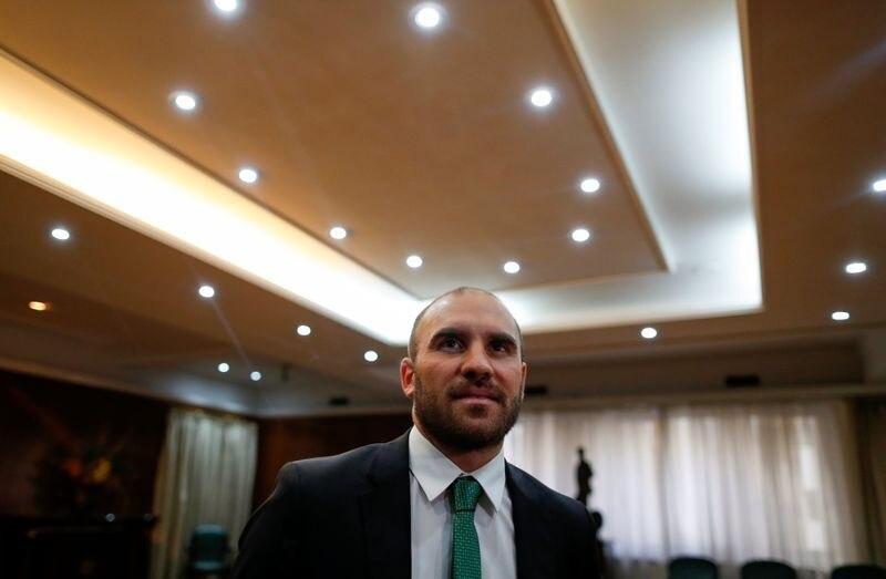El foco de Martín Guzmán está puesto evitar grandes sorpresas cambiarias (REUTERS/Agustin Marcarian)