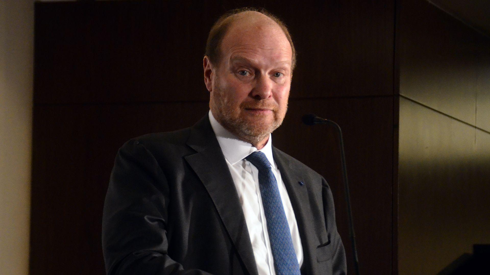Gustavo Grobocopatel, accionista de Los Grobo (Matías Arbotto)