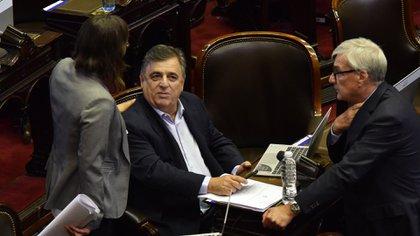 Mario Negri, presidente de interbloque de Juntos por el Cambio (Franco Fafasuli)