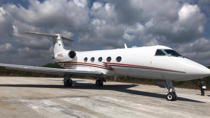 El destino de este vuelo era Cozumel, Quintana Roo. (Foto: Sedena)
