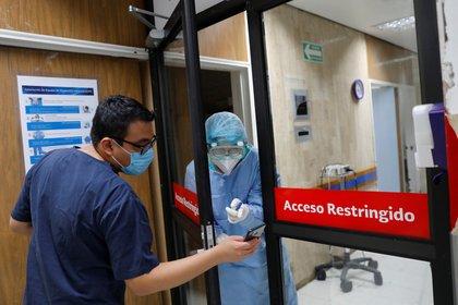 La Reconversión Hospitalaria se ordenó a partir de la fase 3. (Foto: Reuters)