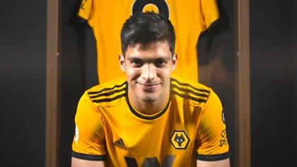 Jiménez firmará un contrato por cuatro años con Wolves a final de temporada (Foto: Wolverhampton sitio oficial)