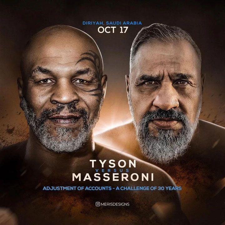 Walter Masseroni tyson