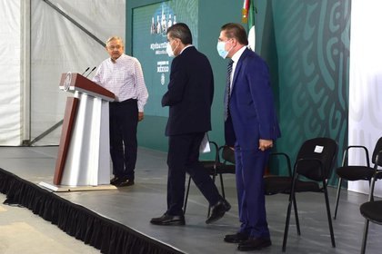 López Obrador-Gira-Coahuila (Foto: presidencia)