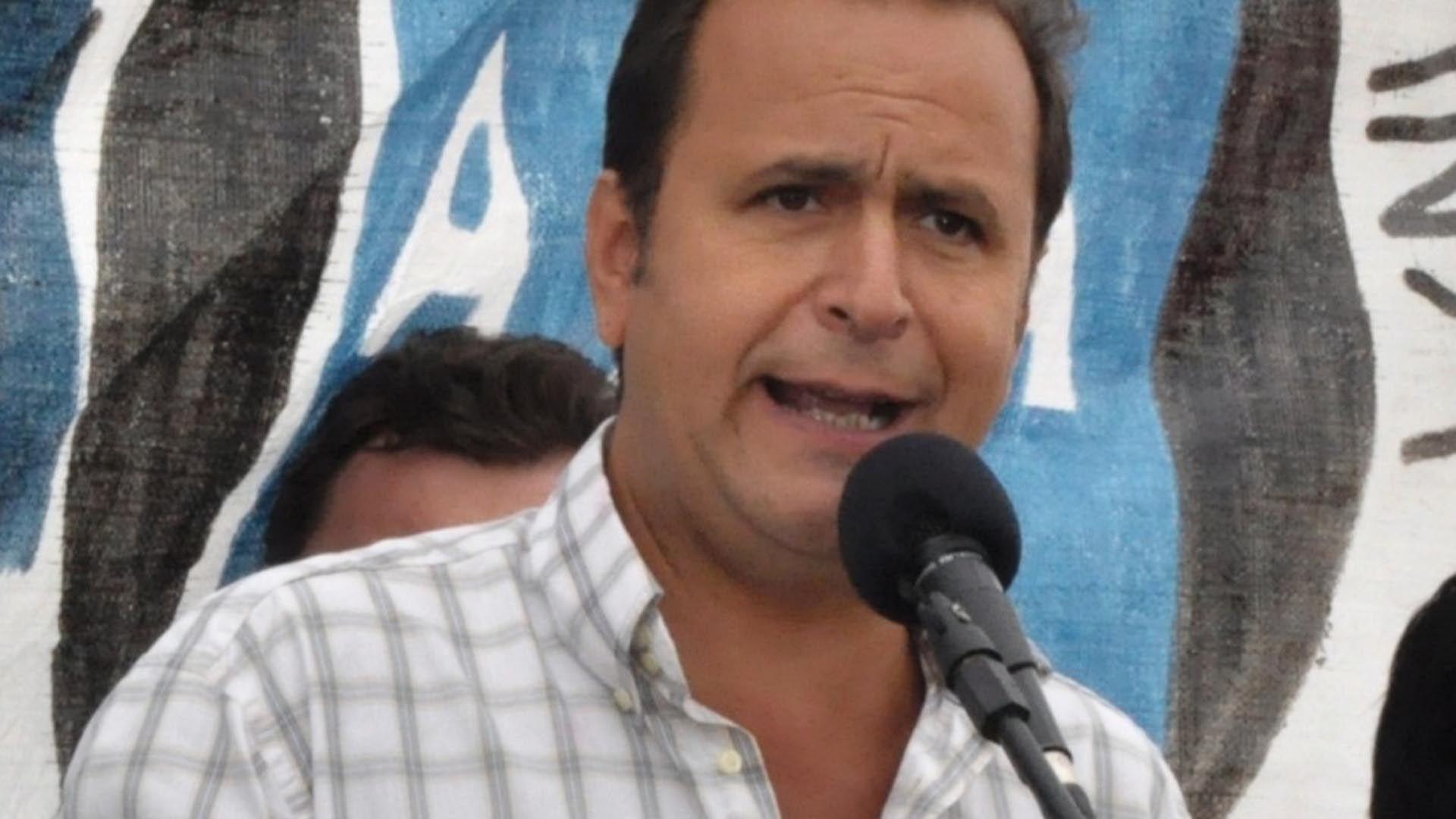Jorge Solmi, Secretario de Agricultura de la Nación.