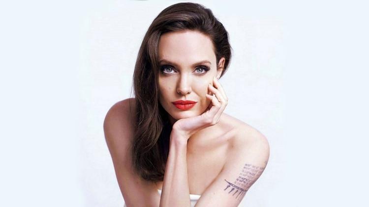 Hasta ahora se desconoce el papel que el narcotraficante quería asignar a Angelina Jolie en su película (Foto: archivo)