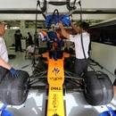 Formula One F1 - Bahrain Testing - Bahrain International Circuit, Sakhir, Bahrain - April 3, 2019 Fernando Alonso during testing for McLaren REUTERS/Hamad I Mohammed