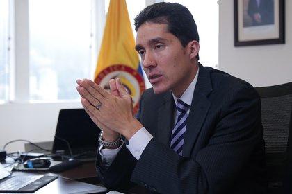 Luis Fernando Mejía, presidente Fedesarrollo. Cortesía: Caracol Radio.