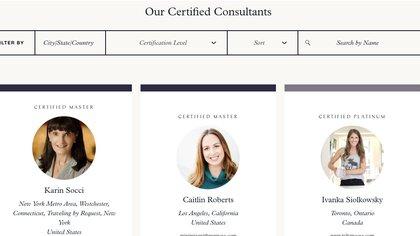 Hay más de 200 consultoras certificadas por el Método KonMari (Foto: Konmari.com)