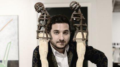 BOGOTÁ, 16 de diciembre de 2019.- Joaquín Restrepo expone su obra en Estados Unidos. (Colprensa).