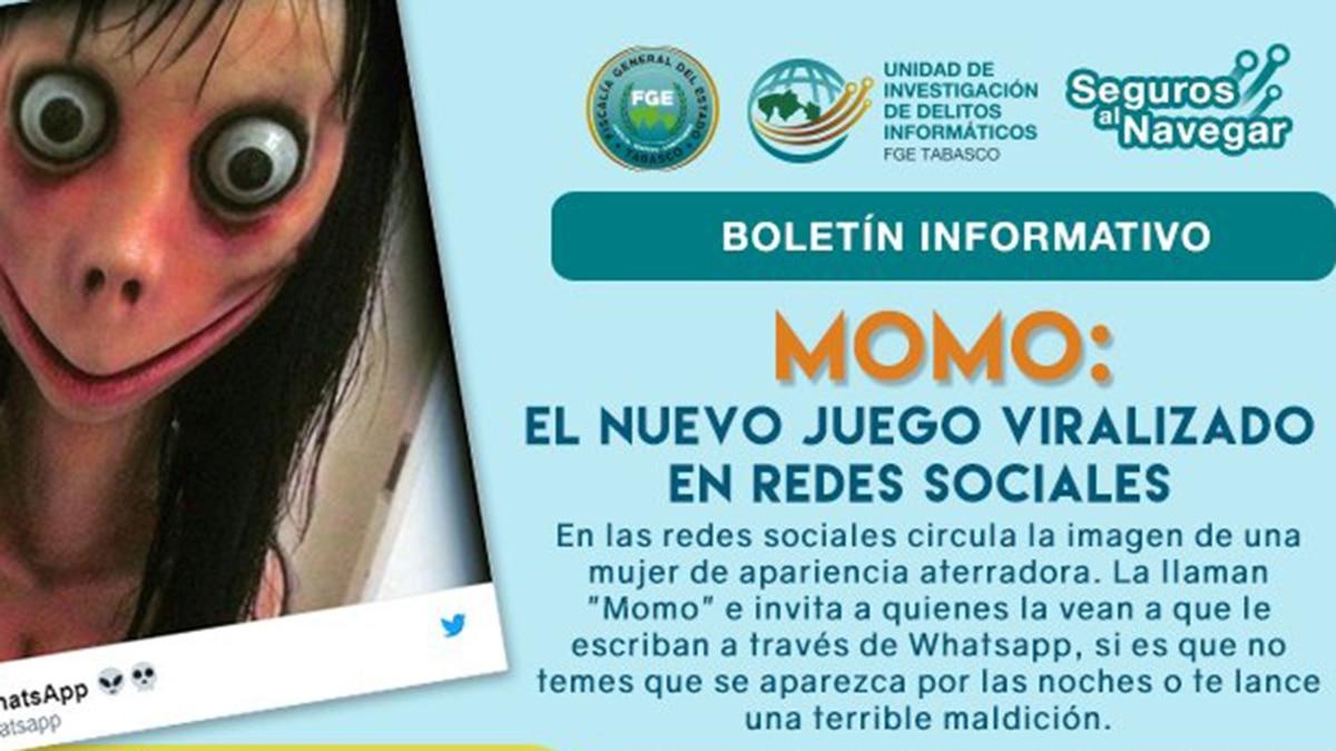 Momo El Nuevo Reto Viral En Facebook Que Incita A Jovenes Al