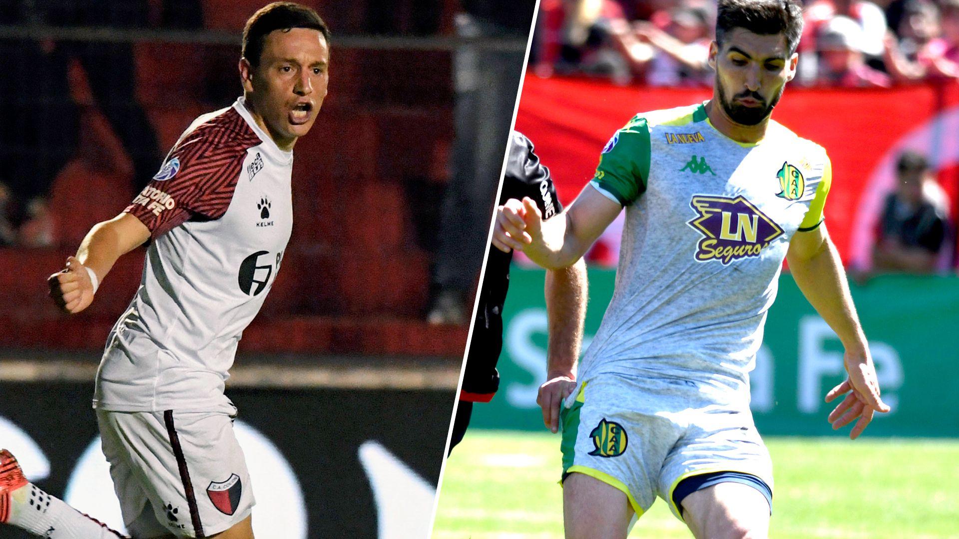 Colón recibirá a Aldosivi en el comienzo de la fecha 16 de la Superliga (Foto Baires)