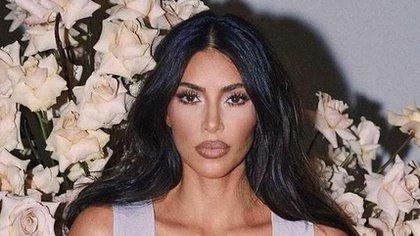 La foto de Kim Kardashian en traje de baño con la que impactó en Instagram