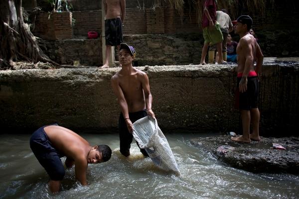 Venezuela atraviesa la peor crisis de su historia(AP Photo/Ariana Cubillos)