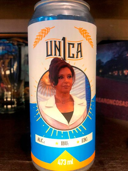 Otras variedades llevan la figura de Cristina Kirchner y Néstor Kirchner, Eva Duarte y Juan Domingo Perón