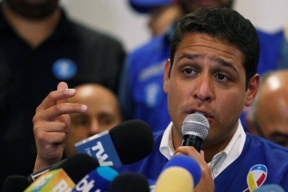 José Olivares (REUTERS/Luisa González)