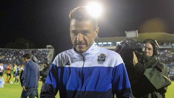 Mariano Soso tuvo un breve paso por Gimnasia de La Plata y actualmente se encuentra en Emelec de Ecuador (NA)