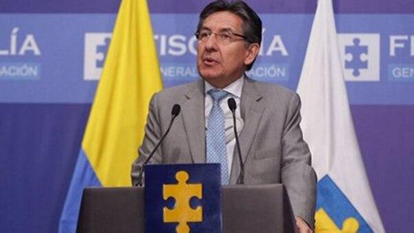 El hoy fiscal general de Colombia, Néstor Humberto Martínez, era el asesor jurídico del grupo Aval cuando se realizaron los sobornos de Odebrecht.