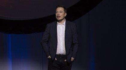 Elon Musk dice que todo lo que tiene en criptomonedas son apenas 0,25 BTC (AFP)