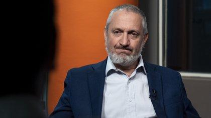 Claudio Presman, el titular del Consejo Económico y Social de la Ciudad