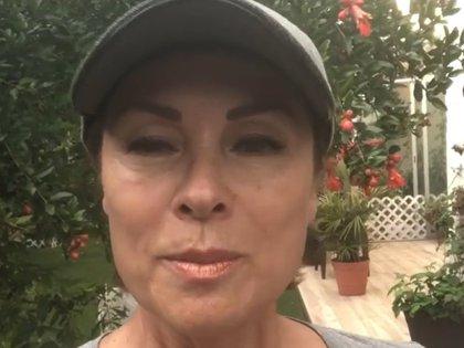 La actriz Leticia Calderón hizo polémicas declaracioens contra su ex esposo, Juan Collado (Foto:@letycalderon79)