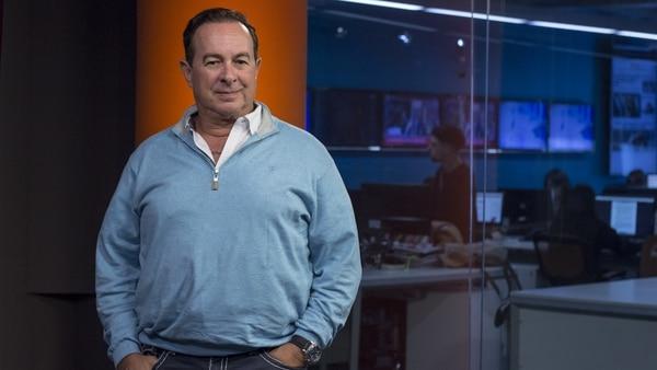 Jorge Luis Valdés, en diálogo con Infobae