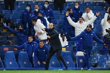 Tuchel llegó a al final de la Champions League con el PSG en la temporada pasada y ahora tendrá revancha ante el City (Reuters)