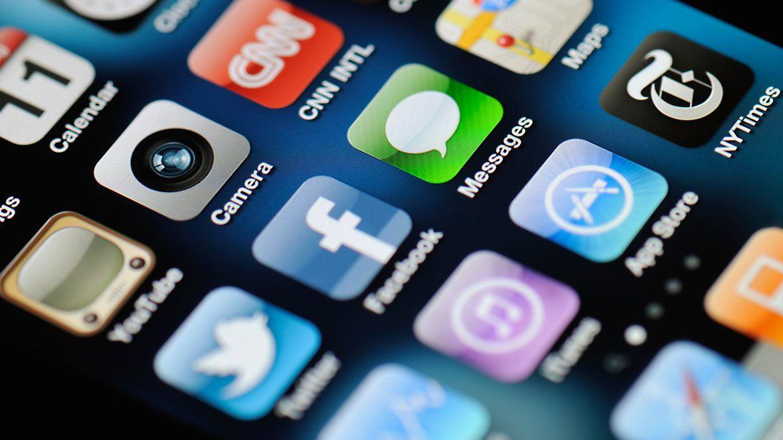 ¿Cuántas apps de nuestro celular realmente usamos?