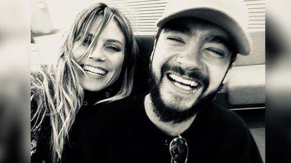 La super modelo Heidi Klum se comprometió con su novio a menos de un año de romance (Foto: instagram heidiklum)