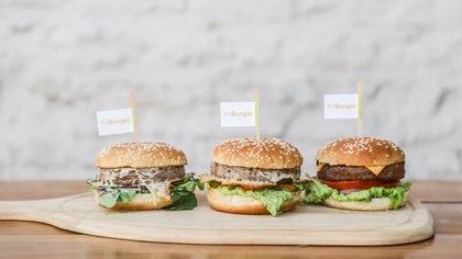 Friburger, la primera hamburguesa vegetal (Frizata)