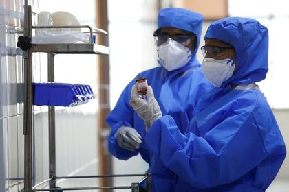 Brasil registra nueve casos sospechosos de coronavirus en diferentes partes del país (REUTERS/P. Ravikumar)