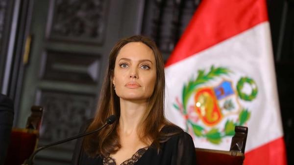 Angelina Jolie (Reuters)