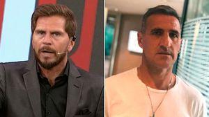 Sebastián Vignolo denunció que Raúl Cascini quiso prohibir que Esteban Andrada saliera al aire